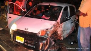 Accident Bishophill DQ 3