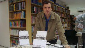 Luiz Bernardo Pericás (Brazil), social critic, historical biographer, translator, author of Che Guevara and the Economic Debate in Cuba. (LP photo courtesy)