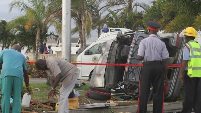 Update Barbados: 11-year-old boy dies in car accident
