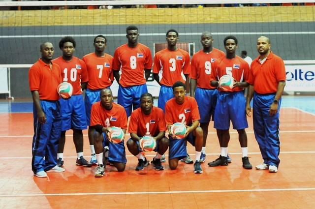 Team of Dutch Saint Marrten